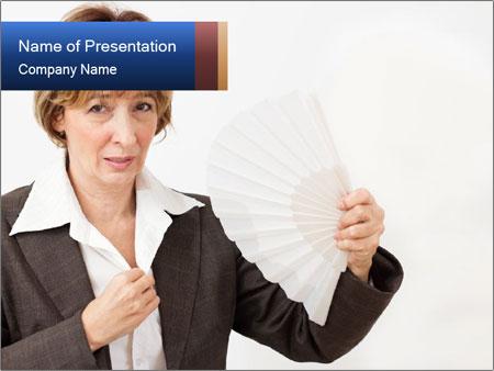 Businesswoman PowerPoint Templates