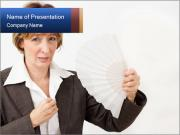 Businesswoman PowerPoint Templates