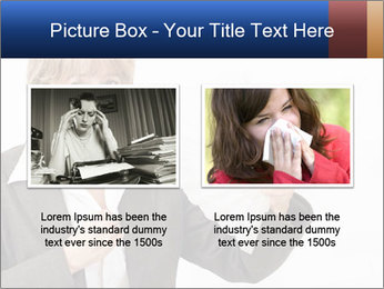 Businesswoman PowerPoint Template - Slide 18