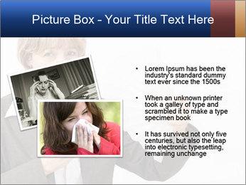 Businesswoman PowerPoint Template - Slide 20