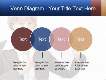Businesswoman PowerPoint Template - Slide 32
