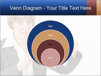 Businesswoman PowerPoint Template - Slide 34