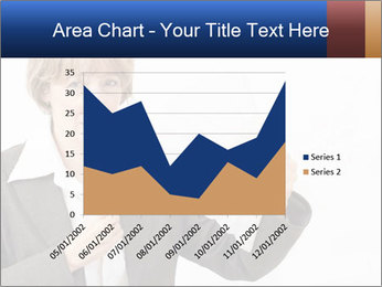 Businesswoman PowerPoint Template - Slide 53