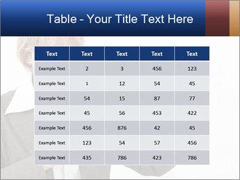 Businesswoman PowerPoint Template - Slide 55