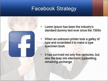 Businesswoman PowerPoint Template - Slide 6