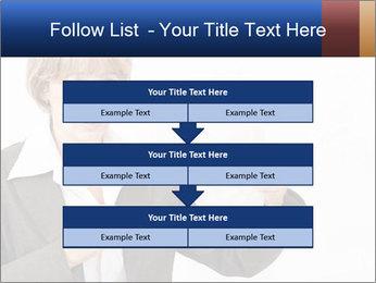 Businesswoman PowerPoint Template - Slide 60