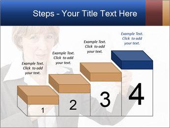 Businesswoman PowerPoint Template - Slide 64