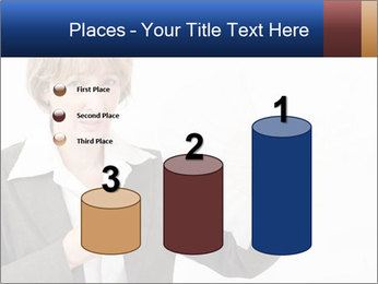 Businesswoman PowerPoint Template - Slide 65