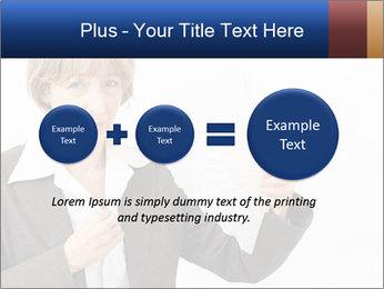 Businesswoman PowerPoint Template - Slide 75