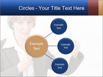 Businesswoman PowerPoint Template - Slide 79