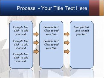 Businesswoman PowerPoint Template - Slide 86