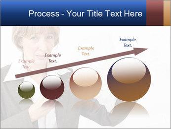 Businesswoman PowerPoint Template - Slide 87