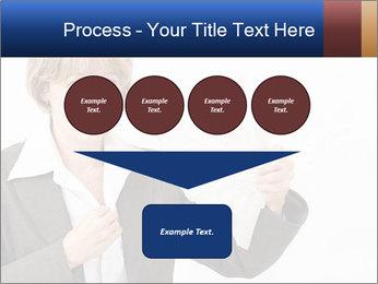 Businesswoman PowerPoint Template - Slide 93