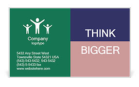 0000090446 Business Card Template