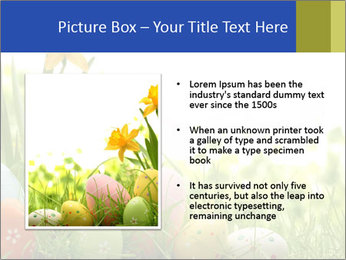 Easter eggs PowerPoint Template - Slide 13