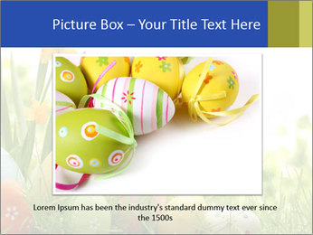 Easter eggs PowerPoint Template - Slide 15