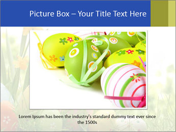Easter eggs PowerPoint Templates - Slide 16