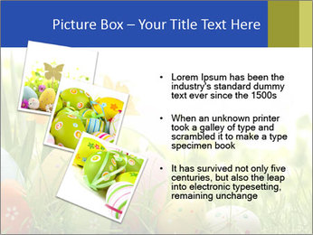 Easter eggs PowerPoint Templates - Slide 17