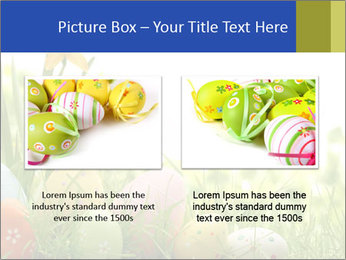 Easter eggs PowerPoint Templates - Slide 18