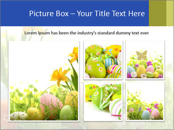 Easter eggs PowerPoint Templates - Slide 19