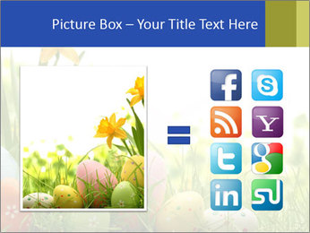 Easter eggs PowerPoint Templates - Slide 21