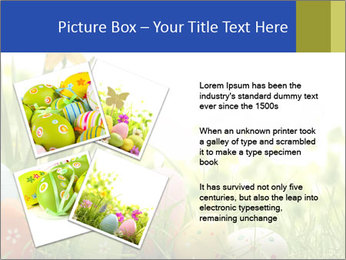 Easter eggs PowerPoint Templates - Slide 23