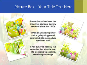 Easter eggs PowerPoint Templates - Slide 24