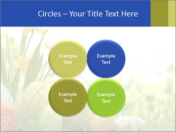 Easter eggs PowerPoint Templates - Slide 38