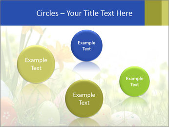 Easter eggs PowerPoint Templates - Slide 77