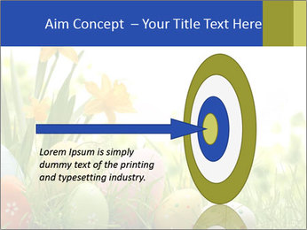 Easter eggs PowerPoint Template - Slide 83