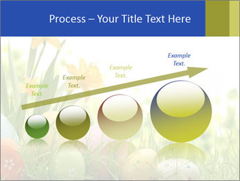 Easter eggs PowerPoint Templates - Slide 87