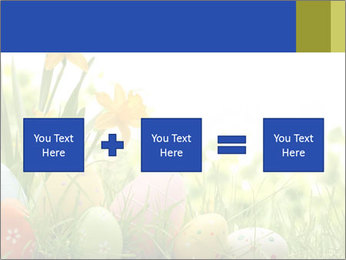 Easter eggs PowerPoint Templates - Slide 95