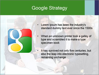 Group of business people working PowerPoint Templates - Slide 10