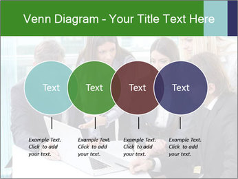 Group of business people working PowerPoint Templates - Slide 32