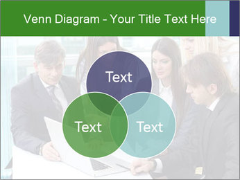 Group of business people working PowerPoint Templates - Slide 33