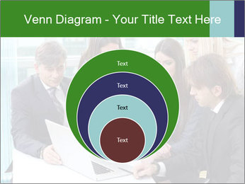 Group of business people working PowerPoint Templates - Slide 34