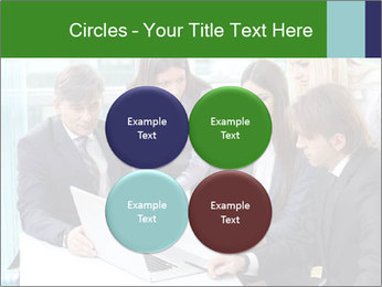 Group of business people working PowerPoint Templates - Slide 38