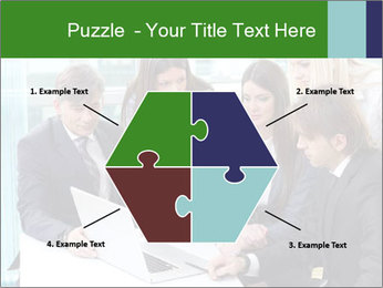 Group of business people working PowerPoint Templates - Slide 40