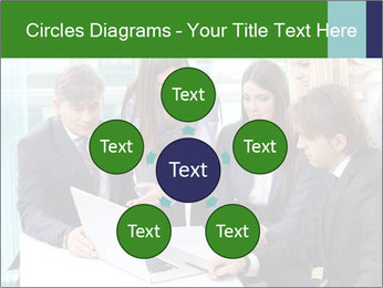 Group of business people working PowerPoint Templates - Slide 78