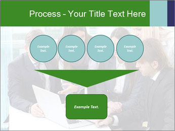 Group of business people working PowerPoint Templates - Slide 93