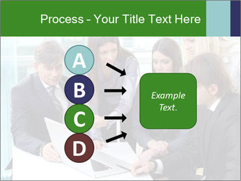 Group of business people working PowerPoint Templates - Slide 94