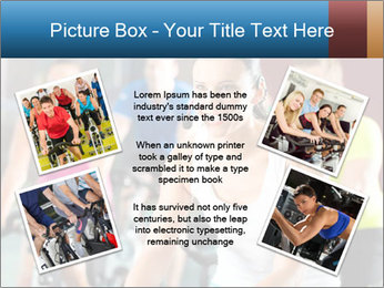 Young People doing sport PowerPoint Template - Slide 24