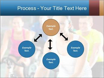 Young People doing sport PowerPoint Templates - Slide 91