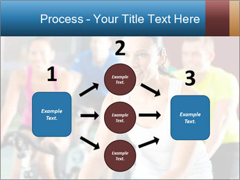 Young People doing sport PowerPoint Templates - Slide 92