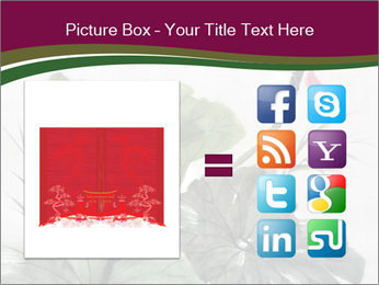 Traditional Chinese Painting PowerPoint Template - Slide 21