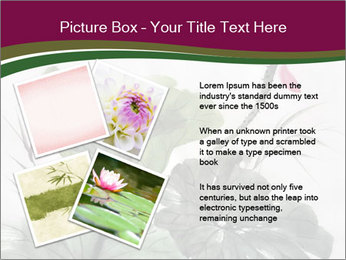 Traditional Chinese Painting PowerPoint Template - Slide 23