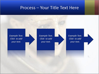 Patron Sailnts Sculpture PowerPoint Template - Slide 88