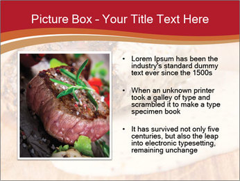French Cuisine Appetizer PowerPoint Template - Slide 13