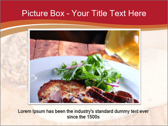French Cuisine Appetizer PowerPoint Template - Slide 15