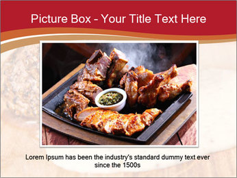 French Cuisine Appetizer PowerPoint Template - Slide 16